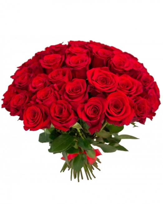 Букет от 51 рози