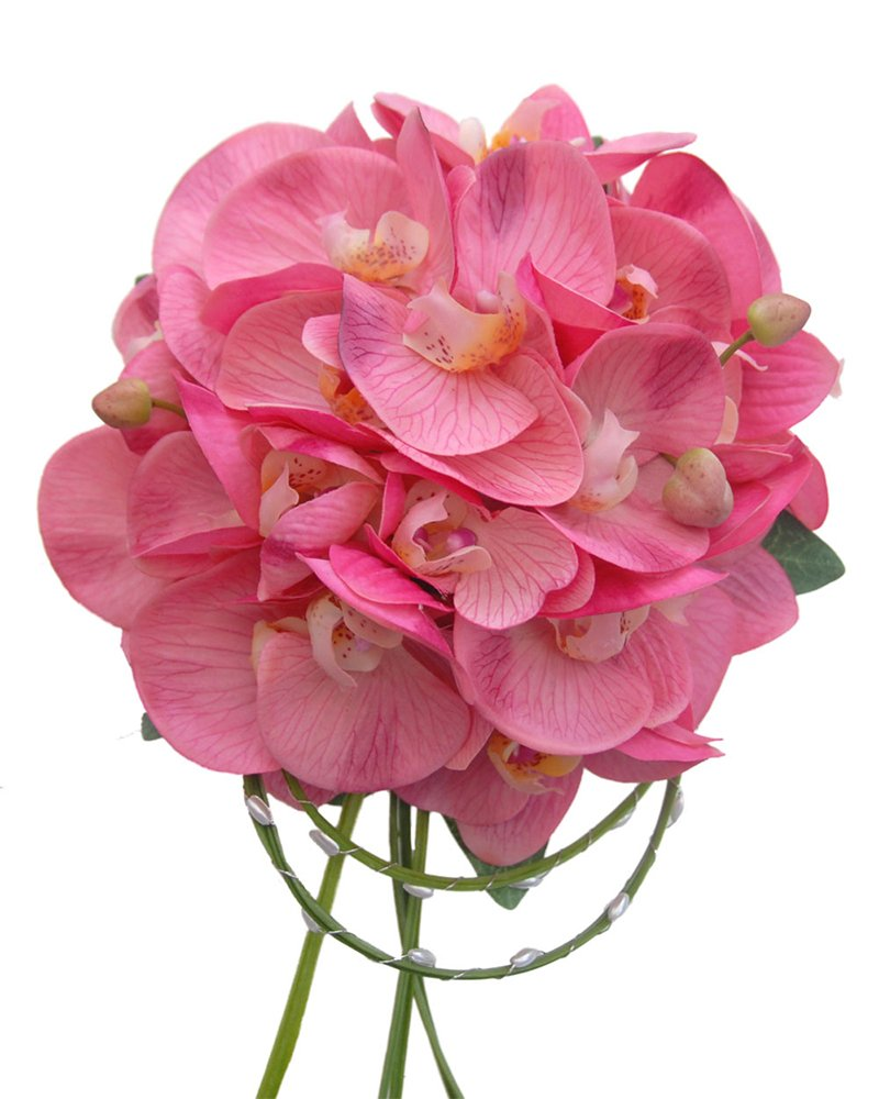 Букет орхидеи - 10 броя