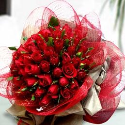 Букет рози - 39 бр.