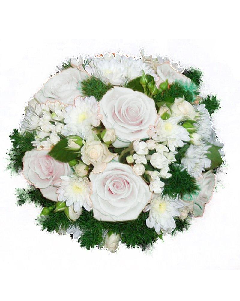 Бели цветя