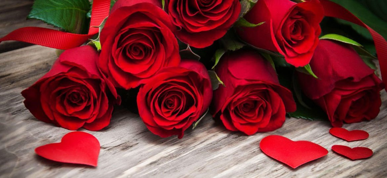 Кои са най-популярните цветя за Свети Валентин